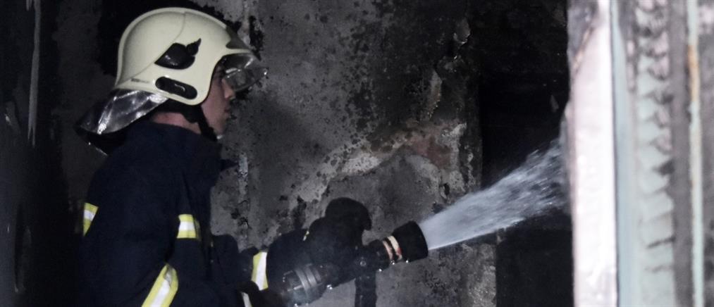 Τραγωδία από φωτιά σε σπίτι