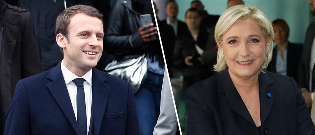 Γαλλία: Μάχη Μακρόν – Λεπέν για την Προεδρία