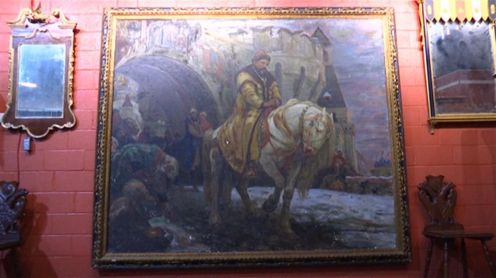 Επιστρέφει στην Ουκρανία ο «Ιβάν ο Τρομερός»