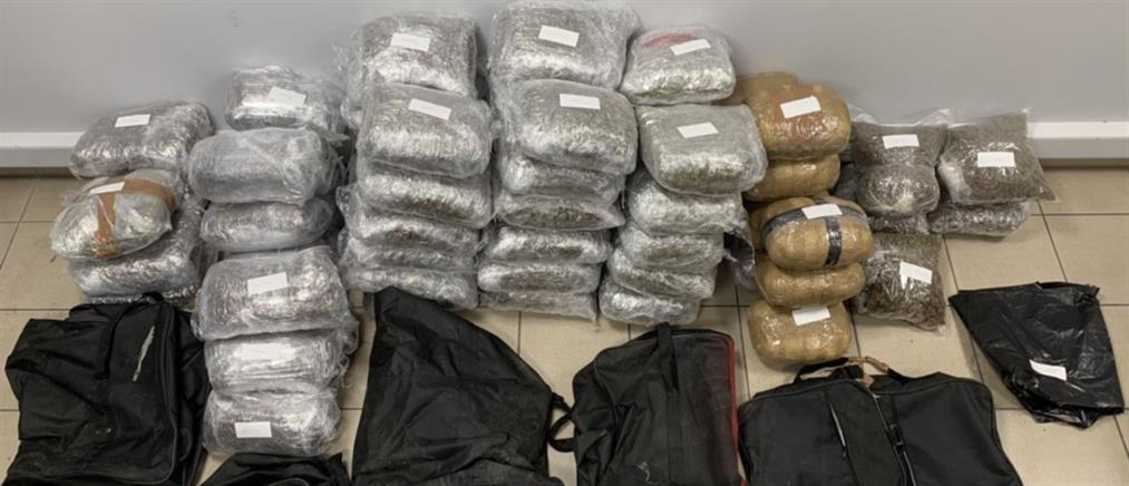 """Έκαναν """"εισαγωγή"""" ναρκωτικών στην Ελλάδα (εικόνες)"""