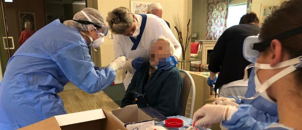 Κορονοϊός: γηροκομείο σε καραντίνα απο την ΓΓΠΠ