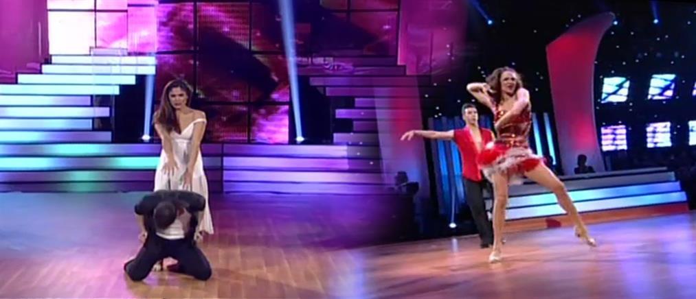 Όλα όσα έγιναν στο 12ο live του Dancing With The Stars 5