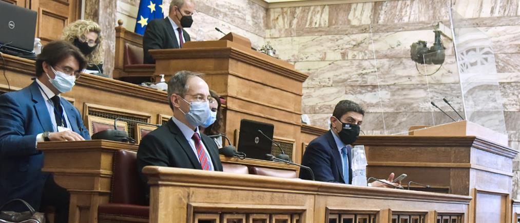 Εργασιακό Νομοσχέδιο: μετωπική σύγκρουση στην Βουλή