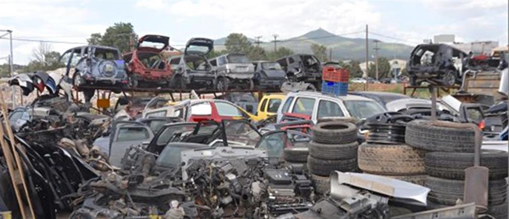 Εξάρθρωση εγκληματικής οργάνωσης που πραγματοποιούσε απάτες με βαρέα οχήματα