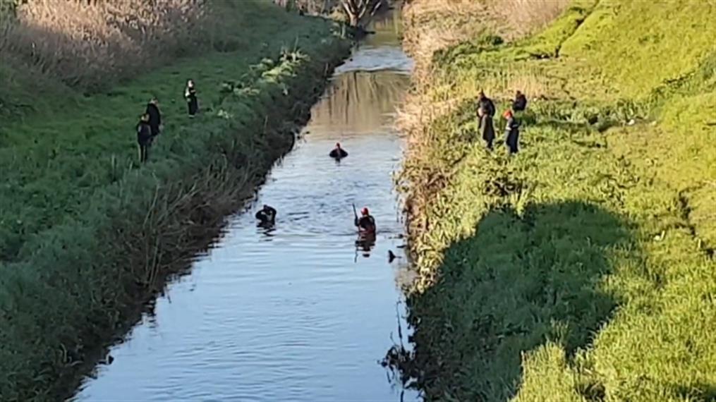 Έρευνες για τον εντοπισμό γυναίκας στον Ληθαίο ποταμό