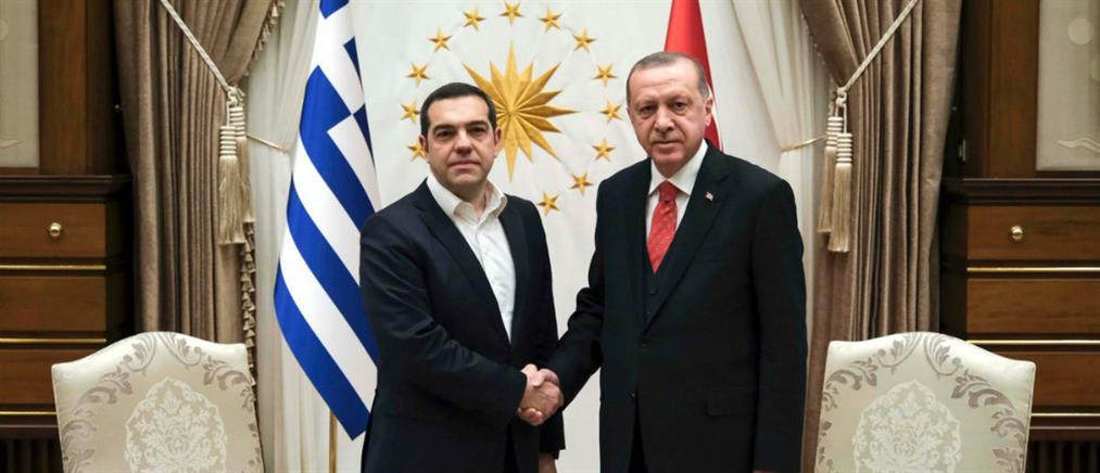 Ερντογάν: Είπα στον Τσίπρα ότι το τζαμί στην Αθήνα πρέπει να έχει μιναρέ