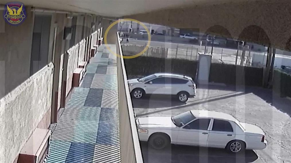 Ένοπλος κρατούσε όμηρο μωρό