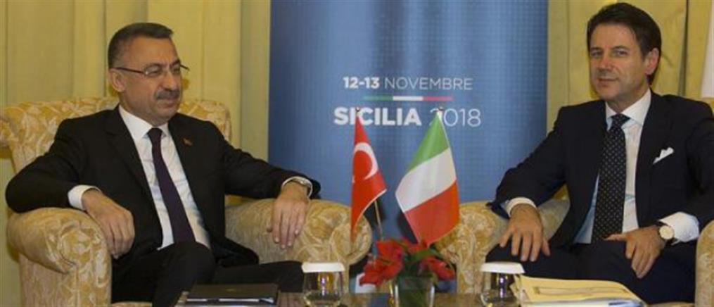 Η Τουρκία αποχώρησε από τη διεθνή διάσκεψη για τη Λιβύη