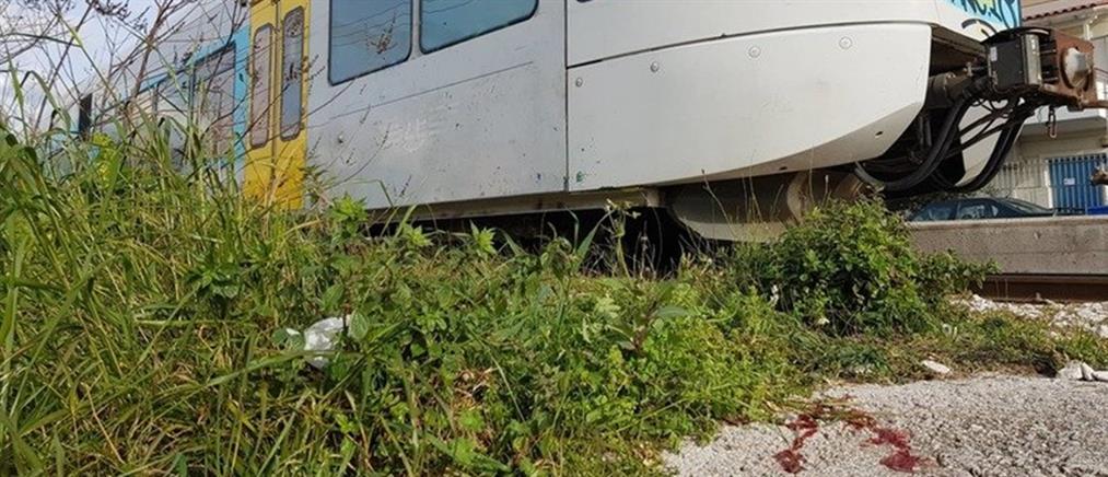 Σοβαρό ατύχημα στον Προαστιακό (εικόνες)