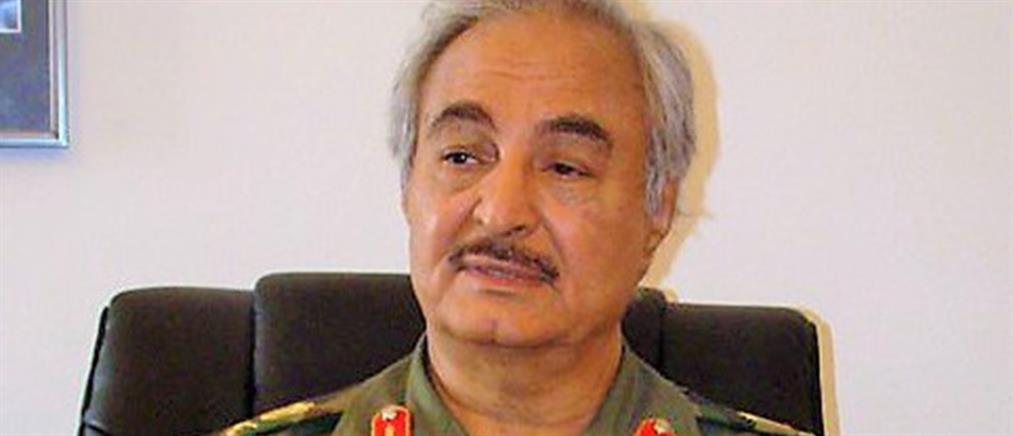 Τσαβούσογλου: Ο Χάφταρ το μοναδικό εμπόδιο για την ειρήνη στη Λιβύη
