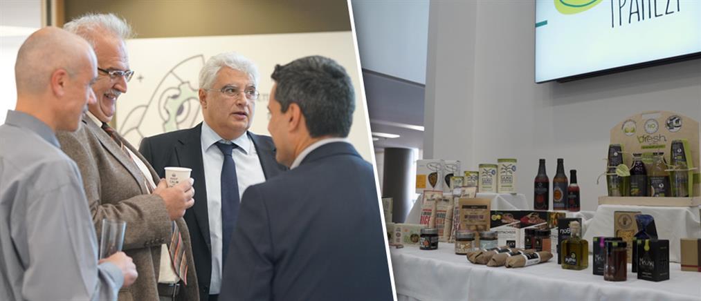 """ΕΤΕ: """"Όλη η Ελλάδα σε ένα τραπέζι"""" με παραγωγούς από την Στερεά Ελλάδα"""