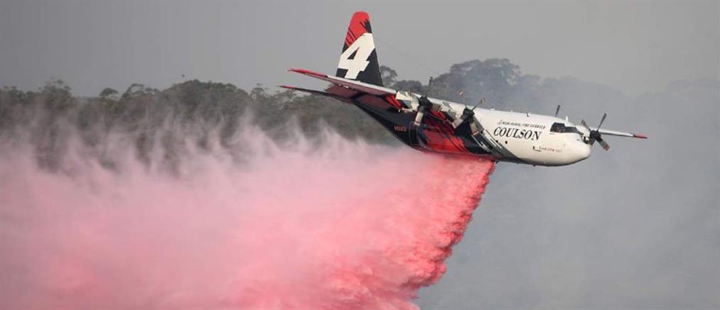Πυροσβεστικό αεροσκάφος συνετρίβη στην Αυστραλία