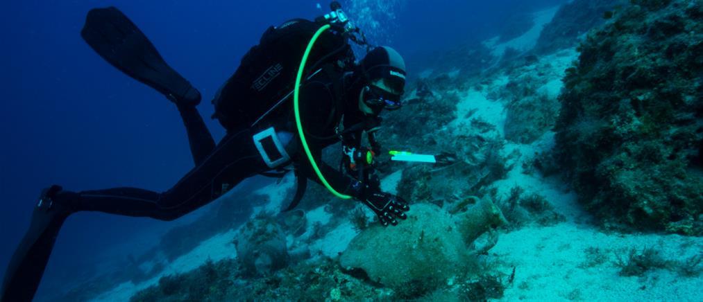 Πέντε ναυάγια εντοπίστηκαν σε αρχαιολογική έρευνα στη νήσο Λέβιθα (εικόνες)
