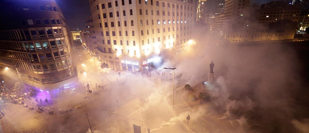 """Λίβανος: Οι μεταρρυθμίσεις Χαρίρι στην """"σκιά"""" των αιματηρών διαδηλώσεων"""