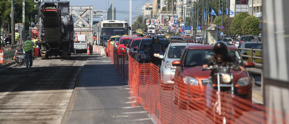 Περιφέρεια Αττικής: εξηγήσεις για το κυκλοφοριακό χάος στη Συγγρού