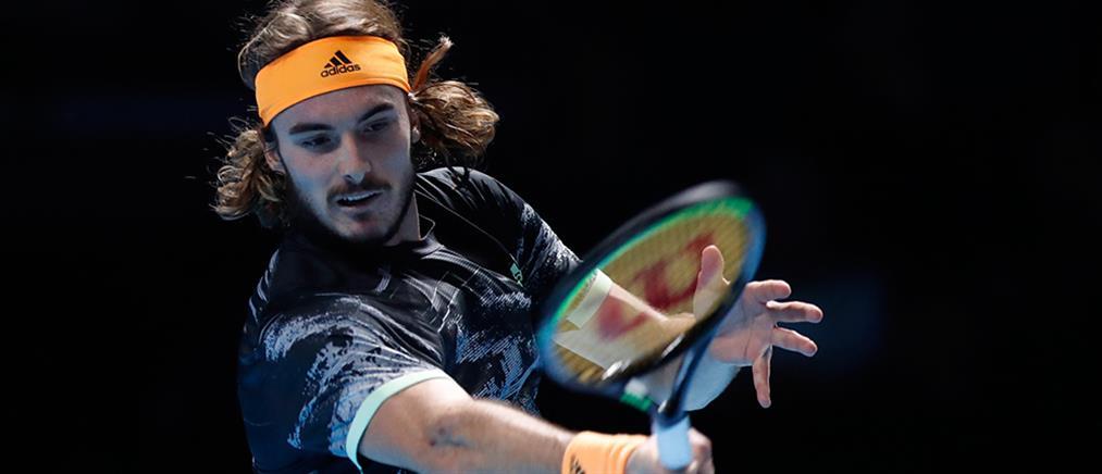 "ATP Finals: Ο Τσιτσιπάς ""λύγισε"" από τον Ναδάλ"