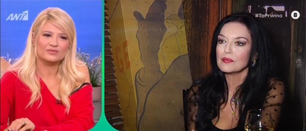 """Ελένη Φιλίνη στο """"Πρωινό"""": ήθελα να υιοθετήσω ένα παιδί (βίντεο)"""