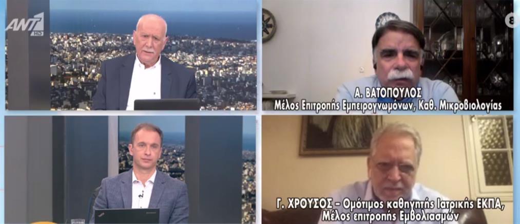 Βατόπουλος στον ΑΝΤ1: Σχεδόν ομόφωνη η απόφαση της Επιτροπής