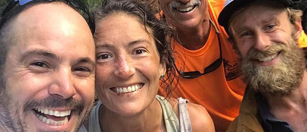 Δασκάλα της γιόγκα βρέθηκε ζωντανή 15 ημέρες αφότου χάθηκε σε δάσος (βίντεο)