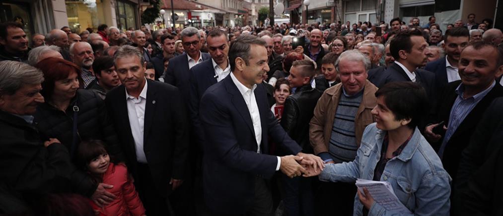 Μητσοτάκης: Θα βγάλουμε την Ελλάδα από το αδιέξοδο