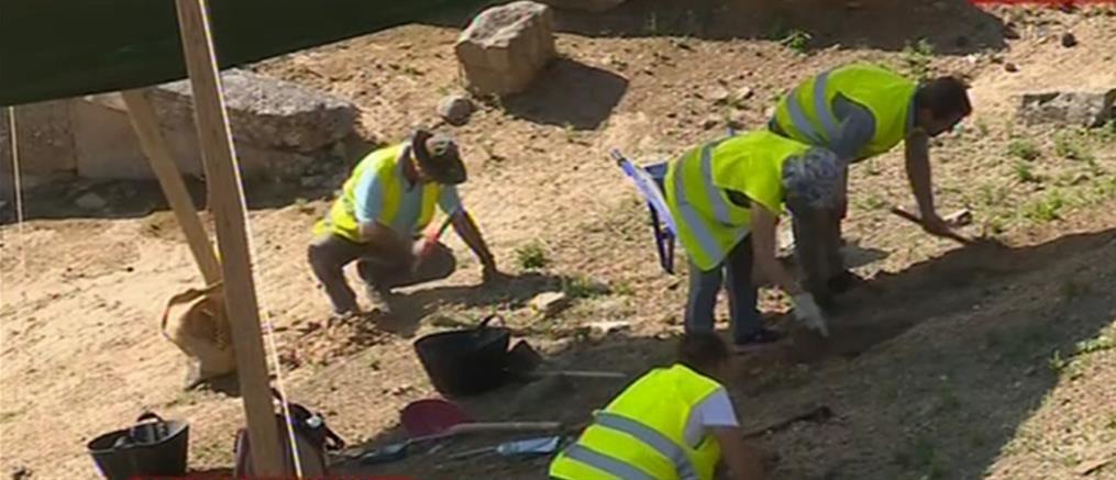 Αρχαίο Θέατρο Στράτου: Έργα αποκατάστασης και ανάδειξης του μνημείου