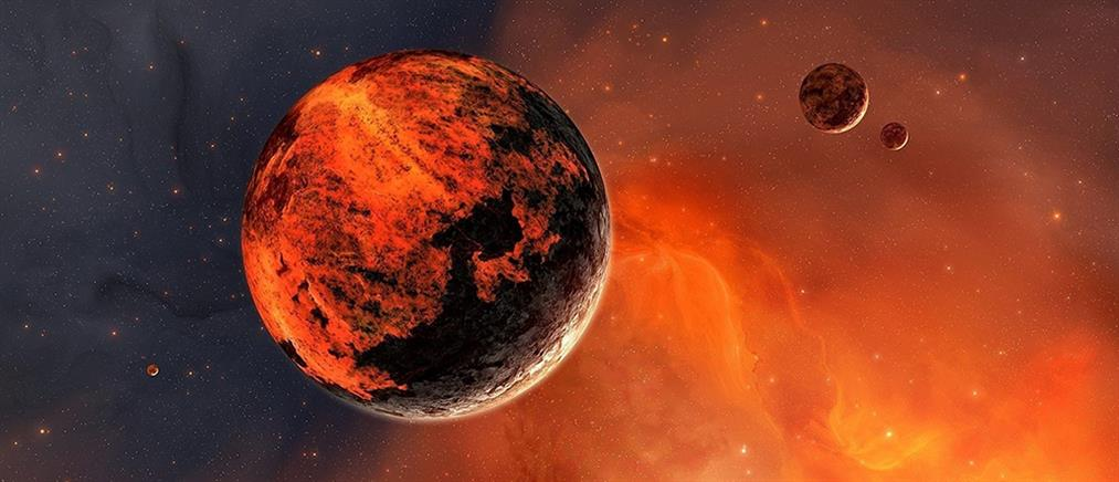 Σιμόπουλος: Πιθανότητες ύπαρξης μικροβιακής ζωής στον Άρη