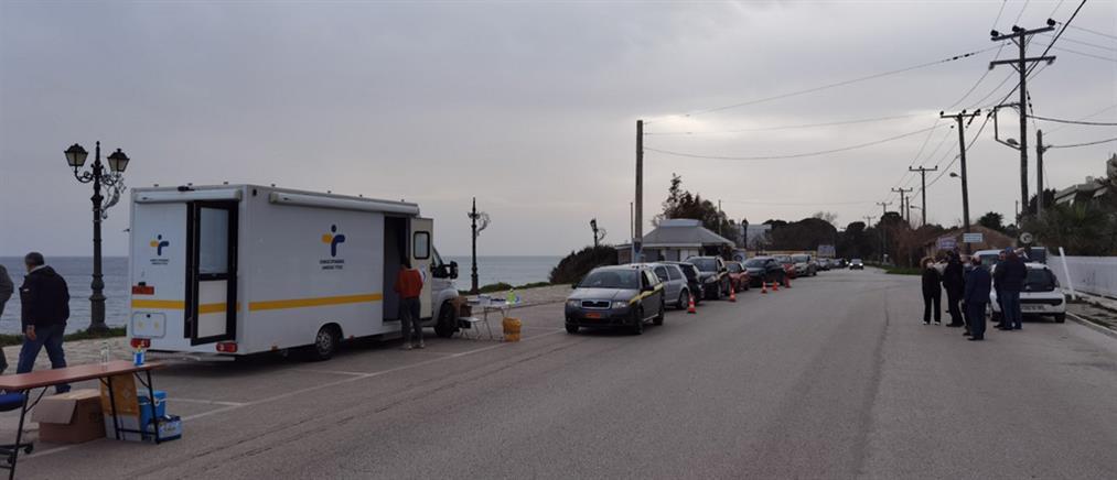 Κορονοϊός – Δήμος Μαραθώνα: Τα αποτελέσματα των rapid tests (εικόνες)