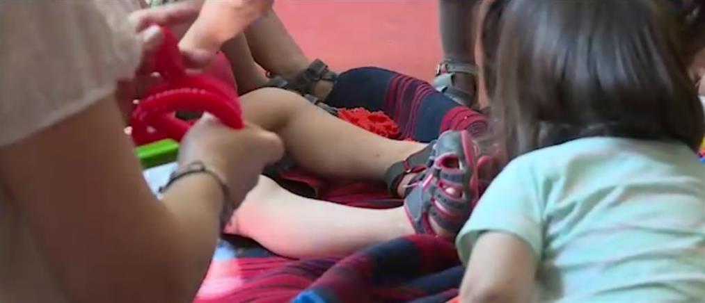 Ζαούτης για παιδικά πάρτι: λίγα παιδιά και με μάσκες