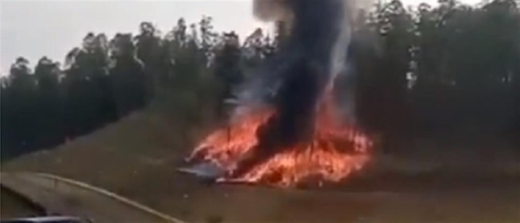 Βραζιλία: φονική συντριβή αεροσκάφους (βίντεο ντοκουμέντο)