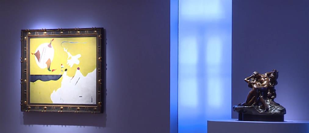 Ο ΑΝΤ1 στο νέο Μουσείο Γουλανδρή (βίντεο)
