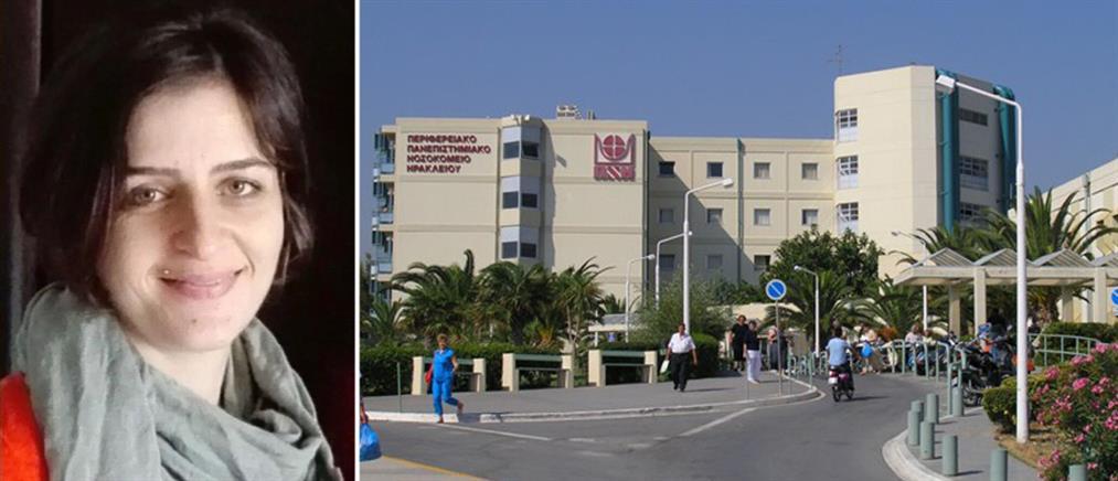"""Κρήτη - AstraZeneca: τελευταίο """"αντίο"""" στην 44χρονη που πέθανε από θρόμβωση"""