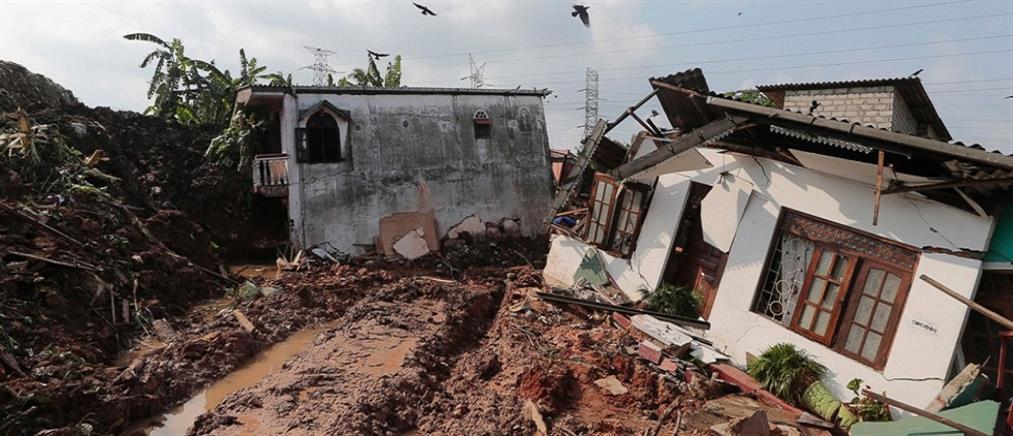 Σρι Λάνκα: αυξάνεται ο αριθμός των νεκρών από την κατάρρευση χωματερής