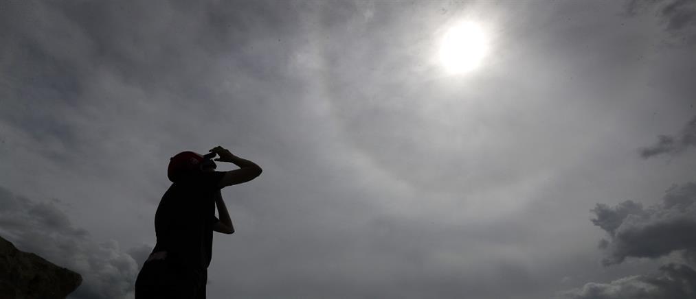 Η μοναδική ολική έκλειψη Ηλίου του χρόνου