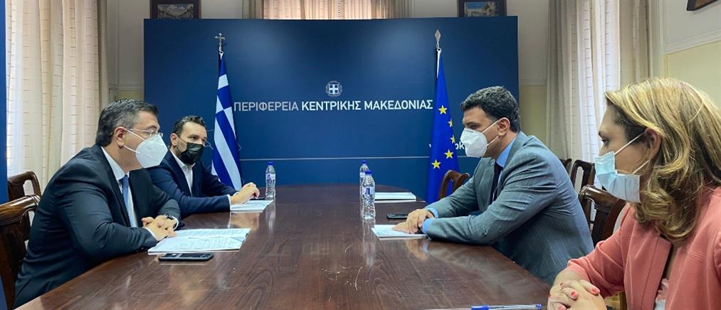Θεσσαλονίκη - Κικίλιας: Το λιμάνι θα είναι home port και hub για την κρουαζιέρα