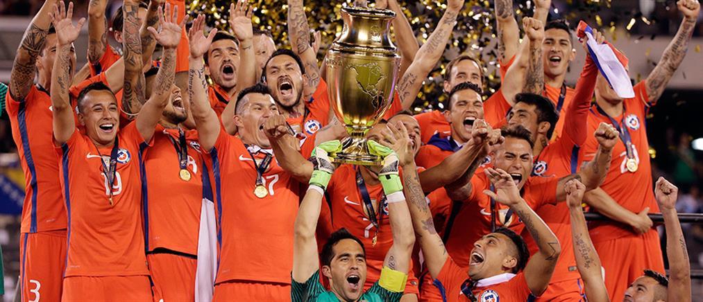 """Η Χιλή κατέκτησε το Copa America – """"Μοιραίος"""" ο Μέσι"""
