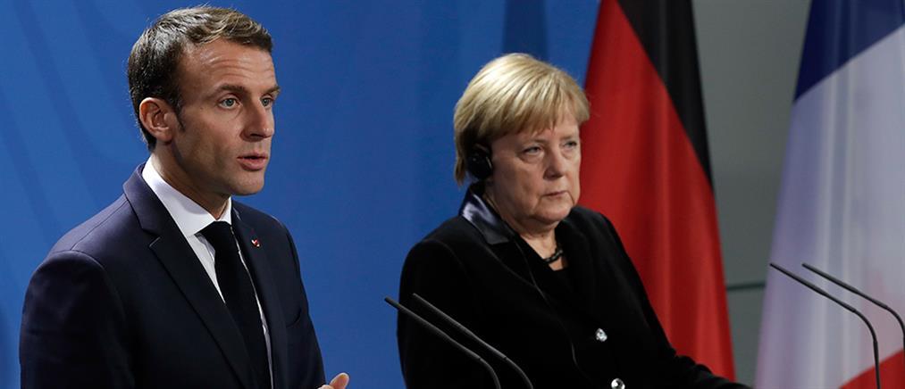 Μακρόν καλεί Μέρκελ να αλλάξουν την Ευρώπη
