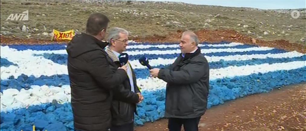 """Οι """"Πρωινοί Τύποι"""" έκαναν αυτοψία στην Χίο για το Μεταναστευτικό (βίντεο)"""