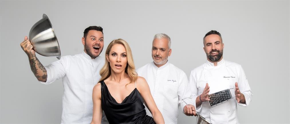 """""""Game of Chefs"""": Τι θα δούμε την Πέμπτη στον ΑΝΤ1 (εικόνες)"""