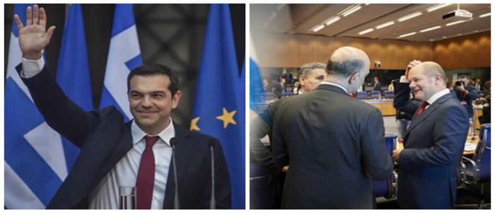 Σολτς: η Ελλάδα σύντομα θα σταθεί πάλι στα πόδια της