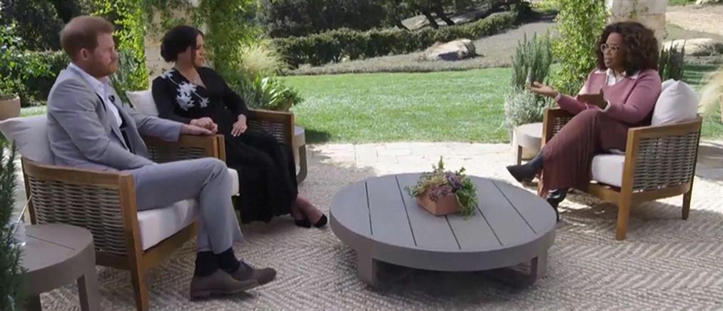 Χάρι - Μέγκαν: Η ανακοίνωση του Μπάκιγχαμ για την συνέντευξη