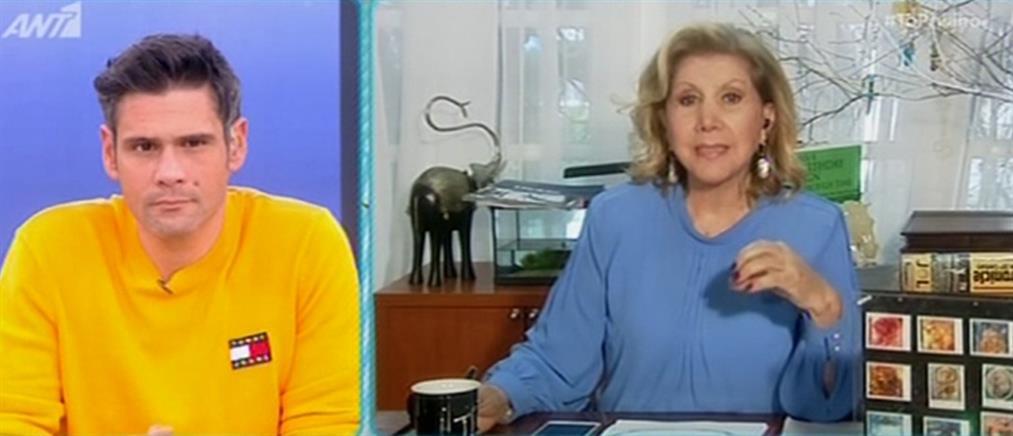 Λίτσα Πατέρα: πώς επηρεάζει τα ζώδια η νέα Σελήνη (βίντεο)