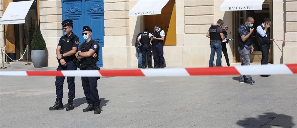 Γαλλία: Ληστεία σε κοσμηματοπωλείο με λεία 10 εκατομμυρίων ευρώ (εικόνες)