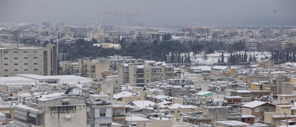 Παραμένουν τα προβλήματα λόγω κακοκαιρίας στη Θεσσαλονίκη