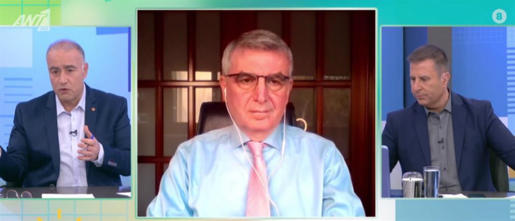 Τσακλόγλου στον ΑΝΤ1: τι αλλάζει με το νέο σύστημα επικουρικής ασφάλισης