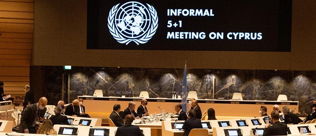 Κυπριακό - Διπλωματικές πηγές: Με καλή πίστη η Ελλάδα στην πενταμερή