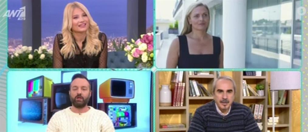 Μακεδονία TV: Η Χριστίνα Λαμπίρη επιστρέφει με νέα εκπομπή (βίντεο)