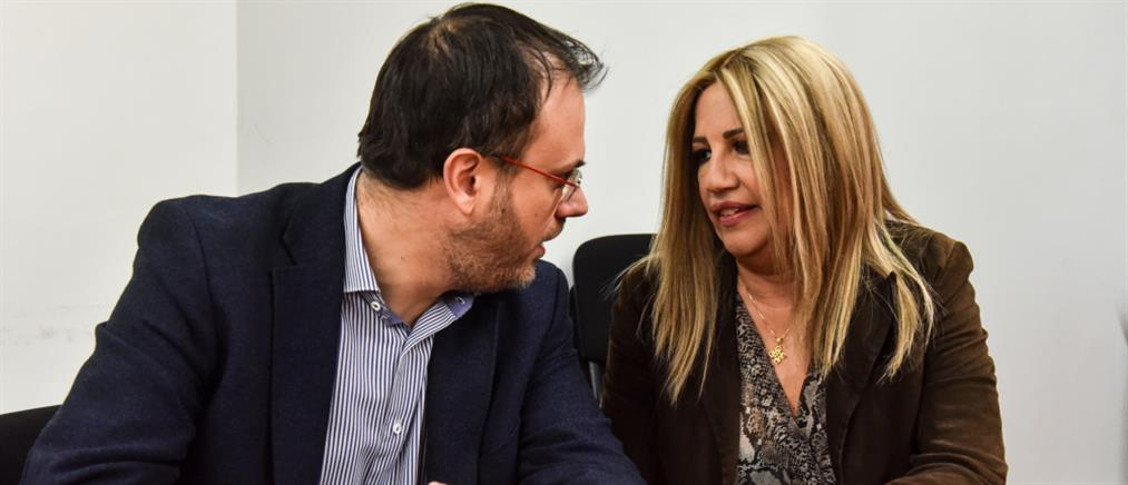 """Επίσημο το """"διαζύγιο"""" της ΔΗΜΑΡ με το ΚΙΝΑΛ"""