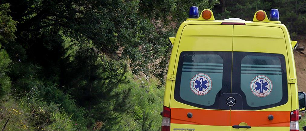 Τροχαίο στη Λάρισα - Σοβαρά τραυματισμένος 29χρονος