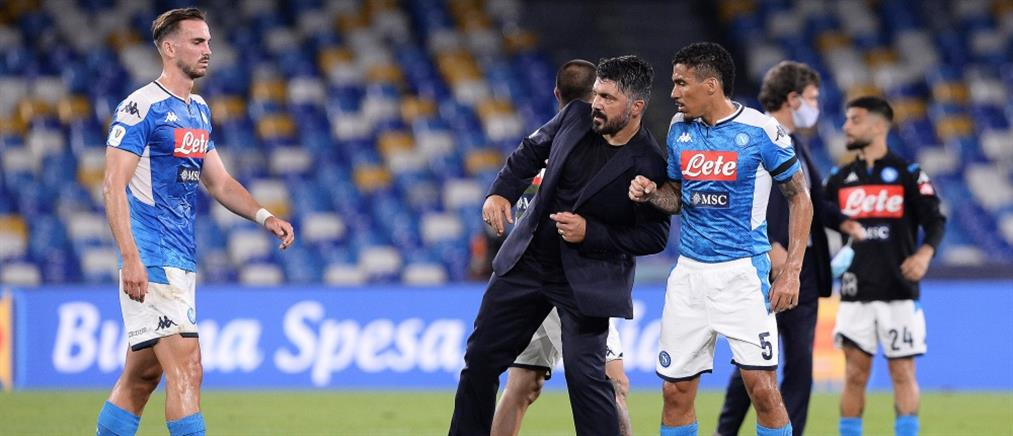Η Νάπολι αντίπαλος της Γιουβέντους στον τελικό του Coppa Italia