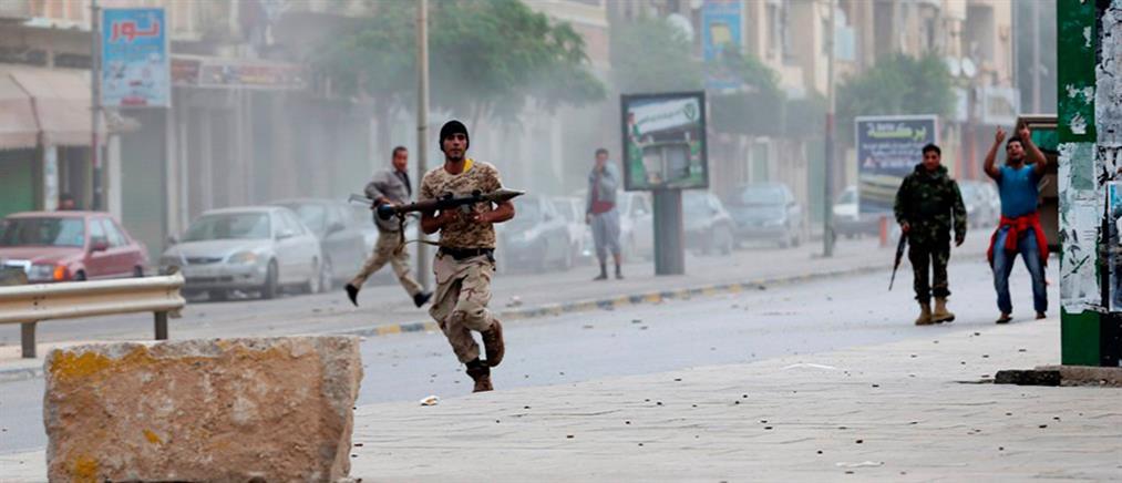 Λιβύη: Ρουκέτα χτύπησε ιατρικό κέντρο – Τρεις νεκροί